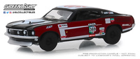 Ford Mustang Mach 1 #369 (1967) Greenlight 1/64