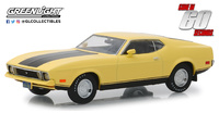 "Ford Mustang Mach 1 Eleanor (1973) ""Gone in 60 seconds"" (1973) Greenlight 1/43"