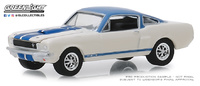 Ford Mustang Shelby GT350 Prototipo 001 - Lote subasta 1406 (1966) Greenlight 1/64
