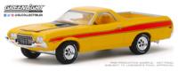 Ford Ranchero GT 1972 (Las Vegas 2018) Greenlight 1/64