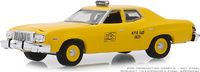 Ford Torino - Nueva York Taxi (1975) Greenlight 1/64