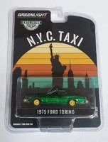 Ford Torino - Nueva York Taxi (1975) Greenmachine 1/64
