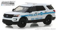"""Ford Utility """"Policía de Nueva Orleans - Luisiana""""  (2016) Greenlight 1/64"""