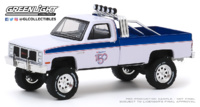 GMC K-2500 - BFGoodrich (1985) - Anniversary Collection Serie 10 Greenlight 1/64