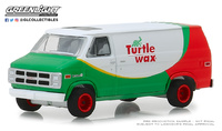 GMC Vandura - Turtle Wax (1983) Greenlight 1/64