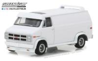 GMC Vandura blanca - Personalizada (1983) Greenlight 1/64