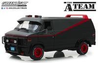 """GMC Vandura furgoneta """"El Equipo A"""" (1983) Greenlight 13521 escala 1/18"""