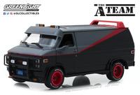 "GMC Vandura furgoneta ""El Equipo A"" (1983-87) Greenlight 1/24"