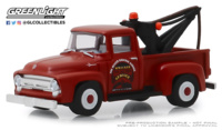 Grúa Ford F-100 (1956) Greenlight 1/64