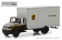 "International Durastar Caja Cerrada ""UPS"" (2013) Greenlight 1/64"