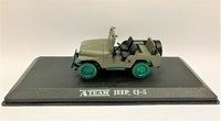 Jeep CJ-5 El equipo A (1983) Greenlight 1/43