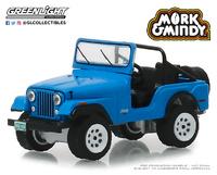 """Jeep CJ-5 """"Mork & Mindy"""" (1978-82) Greenlight 1/64"""