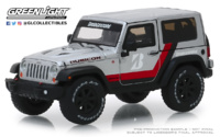 Jeep Wrangler Rubicon - Bridgestone Racing (2014) Greenlight 1/43