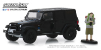 Jeep Wrangler Unlimited MOPAR (2012) Greenlight 1/64