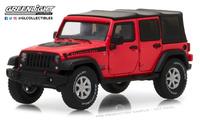 Jeep Wrangler Unlimited - Rubicon Recon (2017) Greenlight 1:43