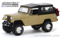 Kaiser Jeep Jeepster Commando (1996) - Anniversary Collection Serie 10 Greenlight 1/64