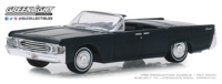Lincoln Continental Cabrio (Lot #1585) (1965) Greenlight 1/64