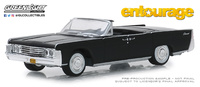 Lincoln Continental Cabrio de 1965 Entourage (2004-2011 TV Series) Greenlight 1/64