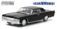 "Lincoln Continental ""Matrix"" (1965) Greenlight 1/43"