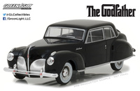 "Lincoln Continental ""The Godfather"" (1941) Greenlight 1:43"