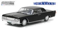 """Lincoln Continental """"The Matrix"""" (1965) Greenlight 1:43"""
