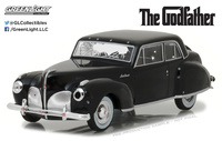 """Lincoln Continental shot """"The Goodfather"""" (1941) Greenlight 1:43"""