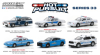 Lote Hot Pursuit Series 33 Greenlight 1/64
