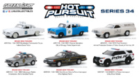 Lote Hot Pursuit Series 34 Greenlight 1/64