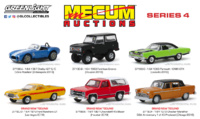 Lote Mecum Auctions Collector Cars Series 4 Greenlight 1/64