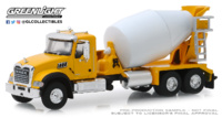 "Mack Granite ""Cement Mixer"" (2019) Greenlight 1:64"