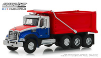 "Mack Granite ""Dump Truck"" (2019) Greenlight 1:64"