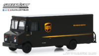 "Mail Delivery Vehicle ""UPS"" (2019) Greenlight 1/64"