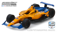 Mclaren Indycar - Indianapolis 500 - nº66 Fernando Alonso (2019) Greenlight 1/64