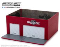"Mechanic's Corner Series 5 - Taller de fin de semana ""Graveyard Carz"" Greenlight 1/64"