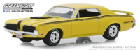 Mercury Cougar Eliminator 428 CJ (Lot #2048)  (1970) Greenlight 1/64