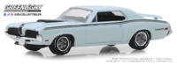 "Mercury Cougar Eliminator ""Muscle series 22"" (1970) Greenlight 1/64"