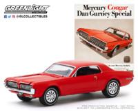 "Mercury Cougar ""Vintage Ad Cars Series 2"" (1967) Greenlight 1:64"