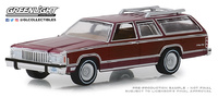 Mercury Grand Marquis Colony Park (1985) Serie 3 State Wagons Greenlight 1/64