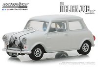 "Mini Cooper S (1275) "" The Italian Job"" (1969) Greenlight 1:43"