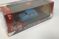 "Mini Cooper S (1275) "" The Italian Job"" (1969) Greenmachine 1/43"