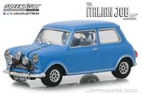 "Mini Cooper S (1275) "" The Italian Job"" Azul (1969) Greenlight 1/43"