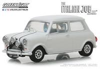 "Mini Cooper S (1275) "" The Italian Job"" Blanco (1969) Greenlight 1/43"