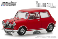 "Mini Cooper S (1275) "" The Italian Job"" Rojo (1969) Greenlight 1/43"