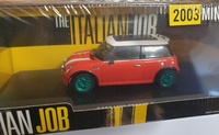 "Mini Cooper S (2003) "" The Italian Job"" (2003) Greenmachine 1/43"
