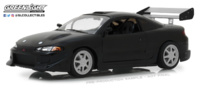 "Mitsubishi Eclipse ""Black Edition"" (1995) Greenlight 1/18"