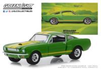 "Mustang Shelby GT350 ""BF Goodrich"" (1966) Greenlight 1/64"