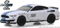 "Mustang Shelby GT350 ""Racing School Ford Performance"" Greenlight 1:64"