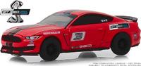 "Mustang Shelby GT350 nº 3 ""Escuela de carreras Ford Performance"" Greenlight 1/64"