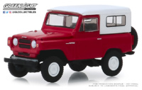 Nissan Patrol (1971) Greenlight 1/64