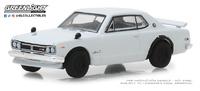 Nissan Skyline 2000 GT-R (1971) Tokio Torque Greenlight 1/64